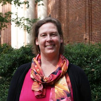 Sarah Wright: Undergraduate Coordinator of AI Institute, Associate Professor, Department of Philosophy